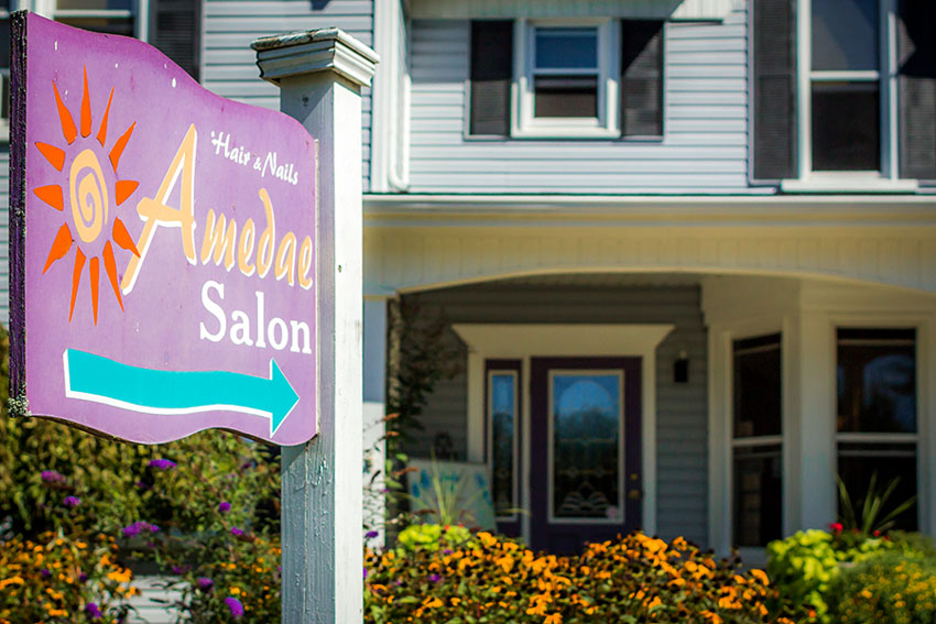 Amedae Salon, Ortonville Michigan
